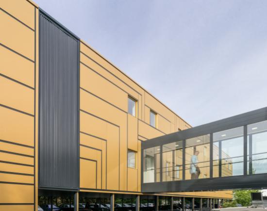 façade aluminium