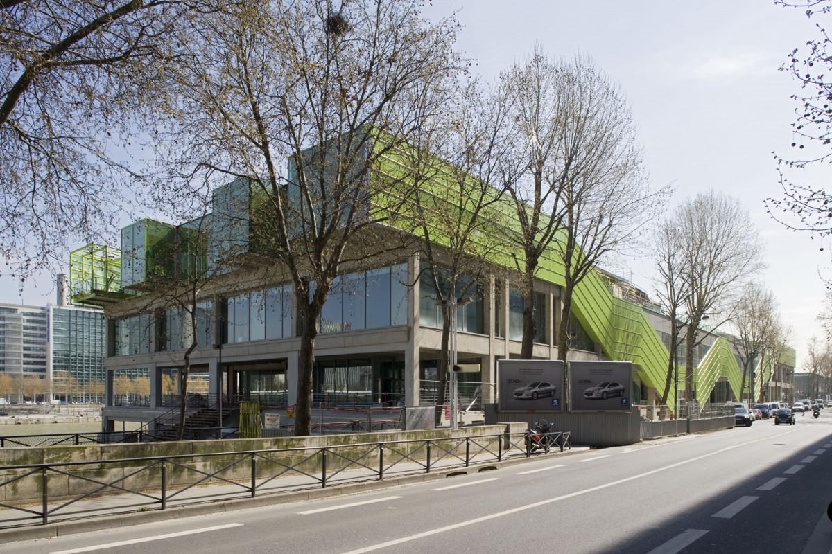Acodi cite de la mode et du design docks de paris for Maison de la mode et du design paris