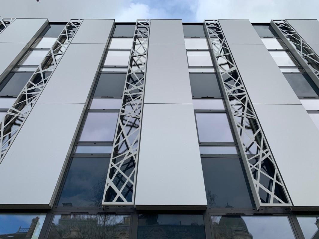 panneaux composites aluminium